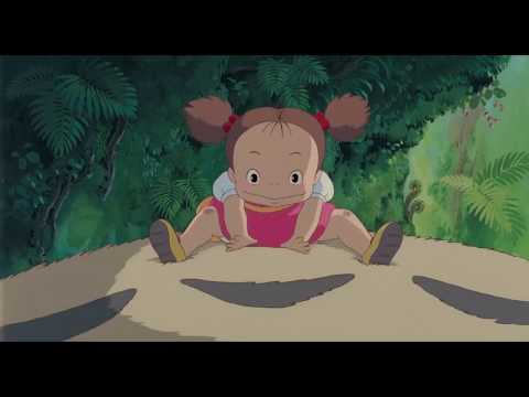 Mi vecino Totoro - Teaser trailer español (HD)