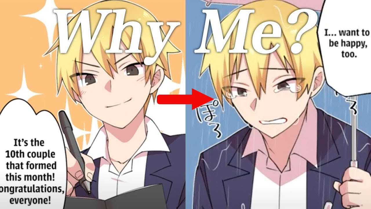 【Manga】Love Matchmaker Also Wanna Girlfriend!Can he find the one finally???
