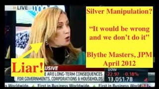 Is Silver Manipulation About to END with Arrests at JP Morgan? (Bix Weir)