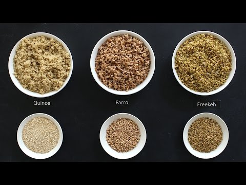 Fool Proof Method for Cooking Grains - Kitchen Conundrums with Thomas Joseph