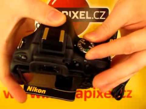 Videorecenze Nikon D5100 tělo