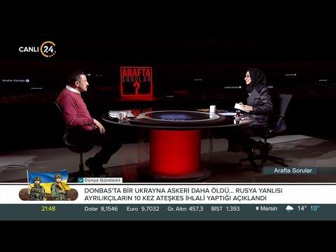 Arafta Sorular / AK Parti Genel Başkan Yardımcısı Hamza Dağ – 11 04 2021