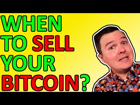 BITCOIN EXACTLY WHEN TO SELL [My Strategy]