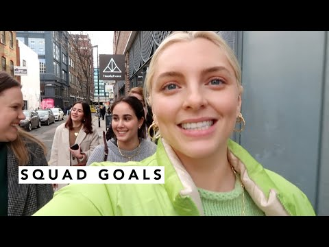SQUAD GOALS + NEW HOME THINGS | Estée Lalonde