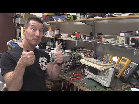 EEVblog #804 - HP1740A Oscilloscope Repair - Part 2 - UC2DjFE7Xf11URZqWBigcVOQ