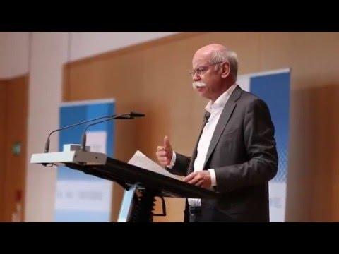 Visionen für Europa - Dieter Zetsche und Alexander Dobrindt im Gespräch