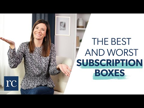 The Best and Worst Subscription Boxes for Your Money