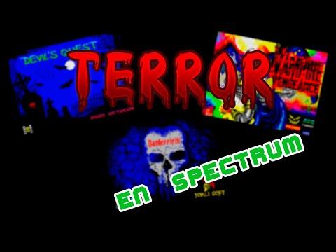 TERROR en Spectrum