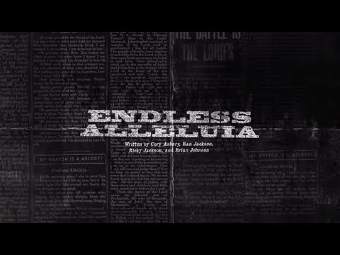 Endless Alleluia (Official Lyric Video) - Bethel Music  VICTORY
