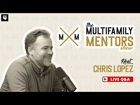 How to Find a Multi Family Mentor - Live Q&A