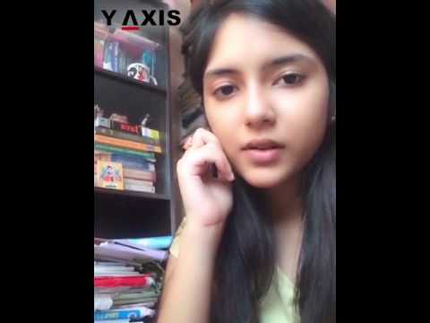 Y-Axis client Bhaswati Mukherjee's Video Testimonial on  UK Visit Visa Services