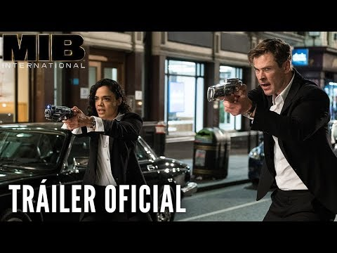 MEN IN BLACK: INTERNATIONAL. Tráiler Oficial HD en español. Próximamente en cines.