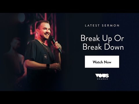 Rich Wilkerson Jr. - Make or Break: Break Up or Break Down