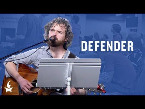 Defender -- The Prayer Room Live Moment