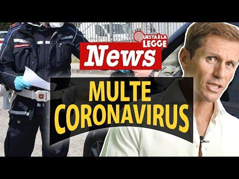 Multe Coronavirus: lo Stato blocca il conto corrente | avv. Angelo Greco
