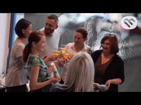 Martinus vlog: Křest Bábovek Radky Třeštíkové