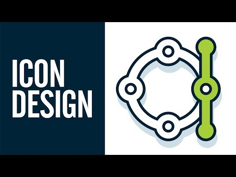 ICON DESIGN in Illustrator ( + 5 TIPS )