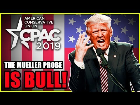 LIVE From CPAC 2019! It's All Bull!