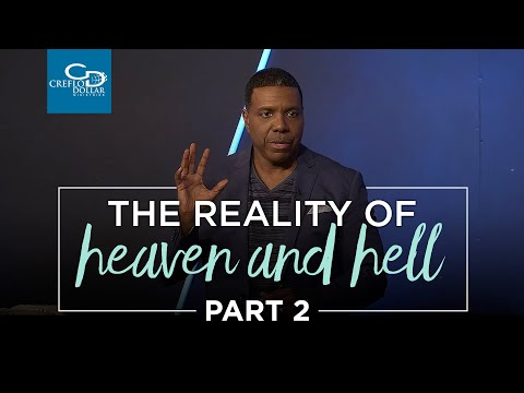 The Reality of Heaven and Hell Pt.2 - Wednesday Service