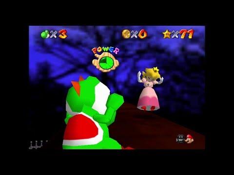 Super Mario 64 Online - Peleas a muerte