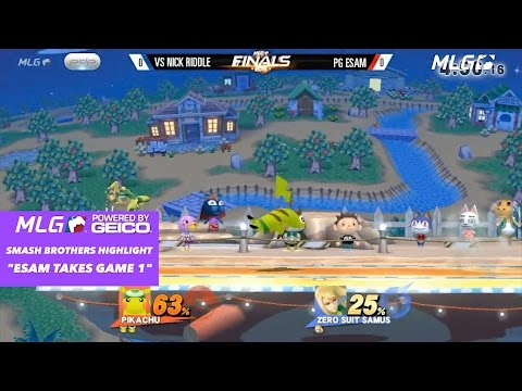 MLG Flashback Highlight Powered by GEICO​: It's What You Do - ESAM Takes Game 1!