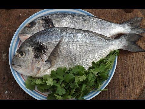 How To Prepare And Cook Sea Bream.Recipe 1. - UCs_t4Om5siqqFtVGd639Z0Q
