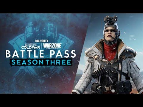 シーズン3バトルパストレーラー| Call of Duty®: Black Ops Cold War & Warzone™のサムネイル