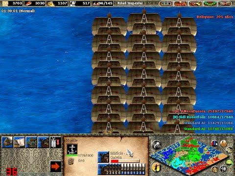 Partida Maratoniana 02 | Age of Empires 2 - Victoria con Reliquias / Ep. 4 Recta final y conclusión