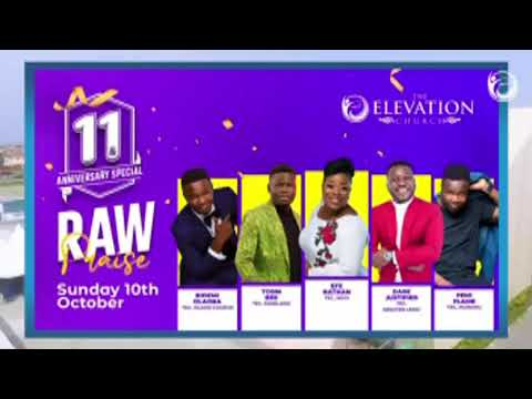 The Elevation Church Broadcast  Unleash the Power  3rd October 2021