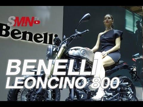 Benelli Leoncino 800/Trail 2020 - EICMA 2019 [FULLHD]