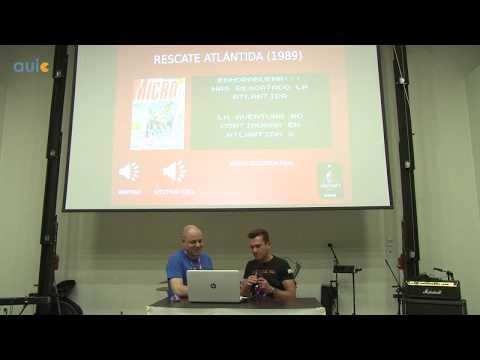 """RetroMadrid 2017 - Conferencia """"Musica en 8 bits: Antes y ahora"""""""