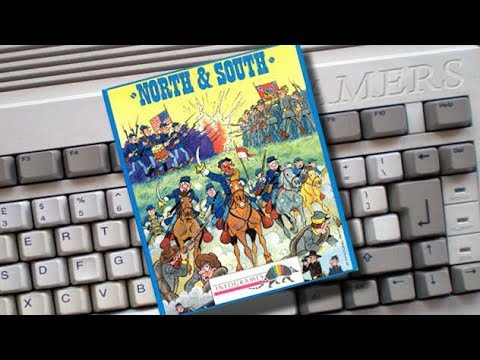Amigamers Review #04 North & South