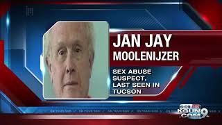 FBI seeking sex abuse suspect last seen in Tucson