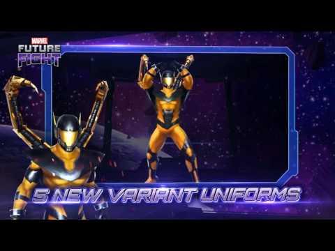 MARVEL Future Fight – MARVEL Future Fight'ta şimdi yeni karakterler ile buluş!