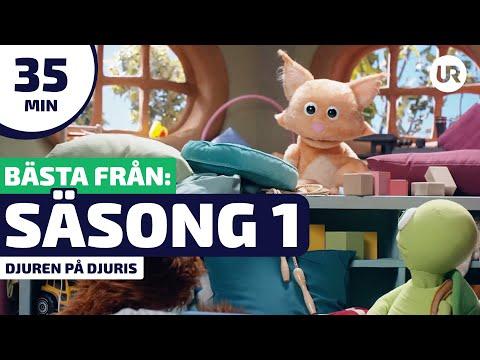 Djuren på Djuris - Det bästa från den första säsongen