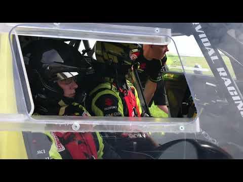 Forberedelse til sæsonstart 2020 - Kenneth Madsen i Suzuki Swift R+