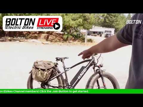 Haoqi Electric Bike LIVE Review
