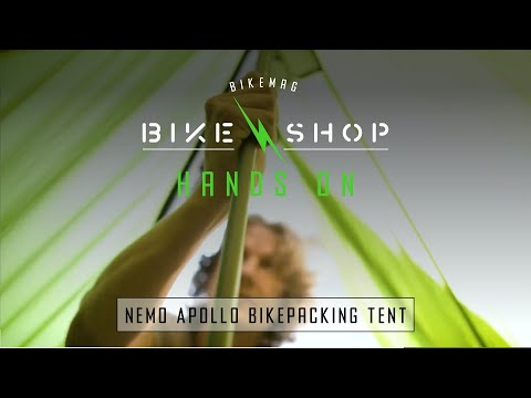 HANDS ON: Nemo Apollo Bikepacking Tent