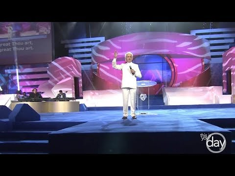Gods Power Displayed in Lagos, Nigeria - A special sermon from Benny Hinn