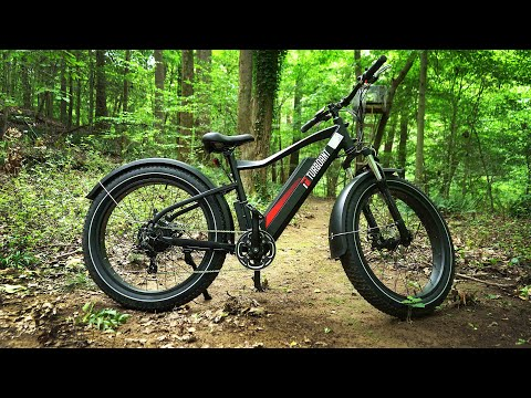 Turboant Thunder T1 E-Bike Review