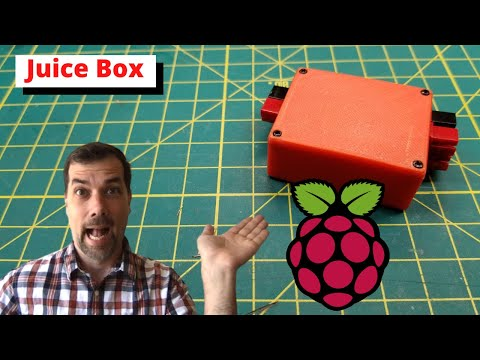 How to build the JuiceBox for your Raspberry Pi and Ham Radio Power Needs