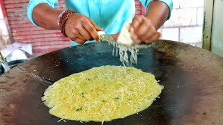 Delicious Cheese Egg Patudi For 100 Rs. | Egg Street Food | Indian Street Food