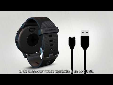 Garmin vívoactive 3 - Exploitez tout le potentiel de votre montre