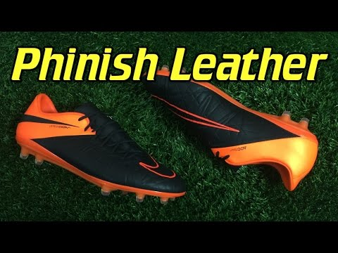 956390763 Video K-Leather Nike Hypervenom Phinish (Tech Craft Pack) - Review + On Feet