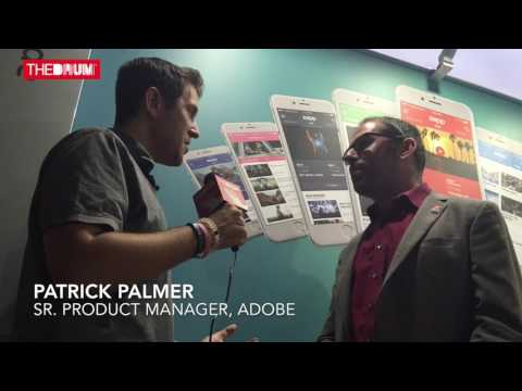 Adobe on using their platform to animate characters for live television