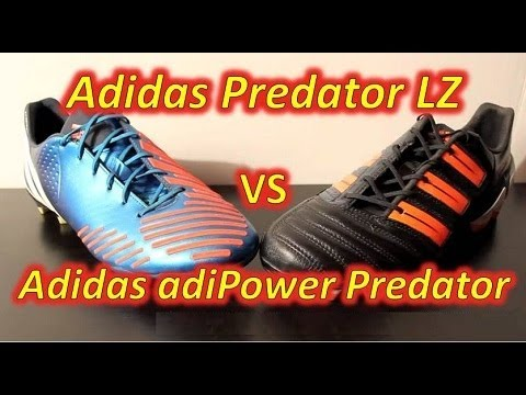 Adidas Predator LZ VS Adidas adiPower Predator - Comparison - UCUU3lMXc6iDrQw4eZen8COQ