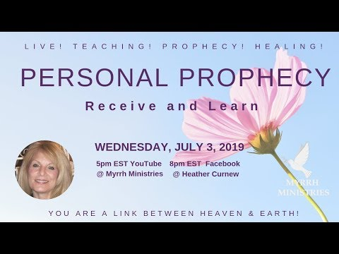 Personal Prophecy - FAQ Personal Prophecy - Receive one too
