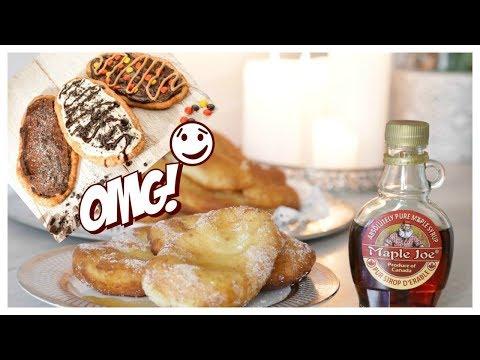 Recette Idéale Pour Un Goûter Très Gourmand   Beignets Canadiens - Queues De Castor - UCS1VKu4MIN8aTkgKEmYTX7A