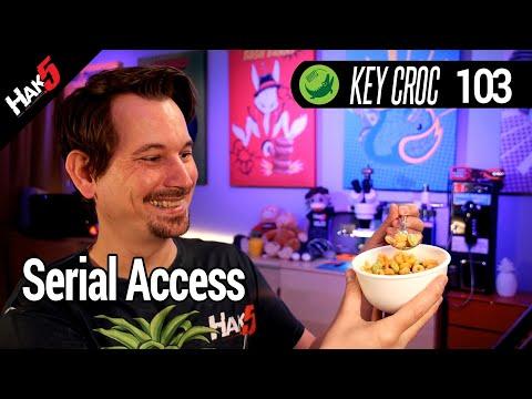 Serial Access - Key Croc 103