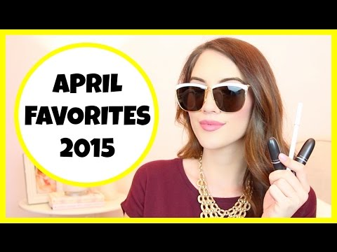 APRIL FAVORITES 2015! BOOKS, BEAUTY & MORE! | Blair Fowler - UC48DOiEvCDu3sThBijwkQ1A
